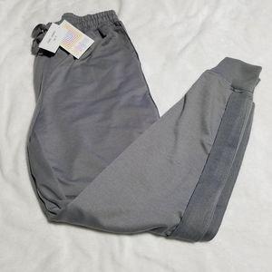 Lularoe Small Grey Jax Jogger Sweatpants New